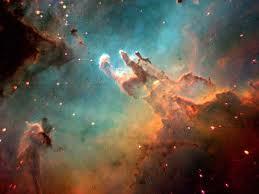 E todo drama humano ou não, acontece nestes fervedouros de Vida que Ele, o Espaço,   cria.