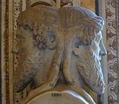 Janus, o deus bicéfalo nos diz claramente que é necessário olhar para o passado a fim de se poder entender o futuro.