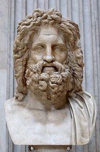 O Criador sempre foi imaginado com formas antropomórficas, sinal de que não temos capacidade de Lhe apreender  a Seidade mesma.