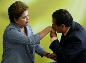 """""""Perdão, ó divina Isis!"""" - Parece que o Ministro anda assistindo muita novela da Globo..."""