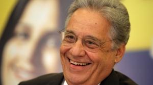 Ele defende a legalização da maconha. Como é êmulo da dupla satânica PSDB/PMDB e esta dupla esconde adeptos do sionismo no Brasil, está conforme o Programa 14.