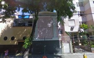Sede da OM-AUM no Rio de Janeiro, rua Isidro de Figueiredo, nº 21
