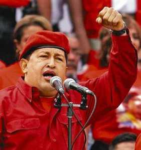 """Vermelho é também sua cor; seus gestos não foram imitados pelo Lulão, pois este não conseguiu impor um regime totalitarismo. Mas este parece continuar sendo o sonho """"vermelho"""" de nosso operário retrógrado."""