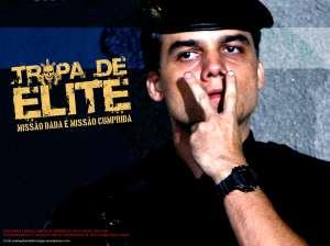 """Soldados como este podem ser usados pelos polititicas como a """"Gestapo Brasileira"""", mas isto é perigoso. As Forças Armadas Brasileiras têm um extremado senso de patriotismo, o que não acontece nos países onde as tropas não são regulares."""