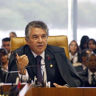 Ministro Marco Aurélio conseguiu a fórmula que poderá fazer que o S.T.F. cumpra com o desejo do Lula.