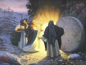 Como artistas pensam o que foi a ressurreição de Jesus Cristo.
