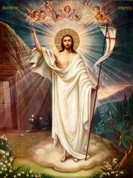 """É assim que está no """"inconsciente coletivo"""" a figura de Jesus ressurreto."""