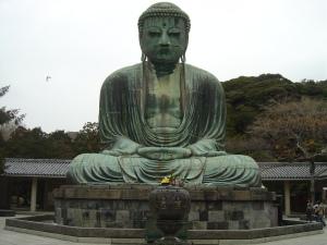 Eis a estátua de um dos maiores avatares que já nos visitaram. E Ele não pôde falar a respeito da Vida que há no mundo da Vida.