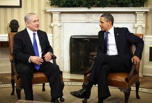 """""""Olhaí, nossa guerrinha suja contra os palestinos vai continuar e você vai-nos apoiar, não é? A gente ainda precisa dos EUA..."""""""