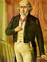 José Bonifácio foi companheiro de Dom Pedro em muitas de suas aventuras em defesa do Brasil.