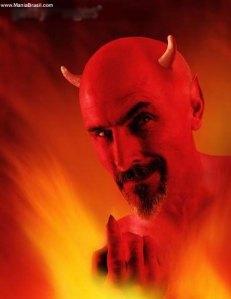 O Diabo nem sempre é feio e antipático...