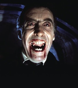 """""""Arre! UV é coisa pro demo! Eu sou vampiro brasileiro e quero mais é viver bem debaixo da terra!"""""""