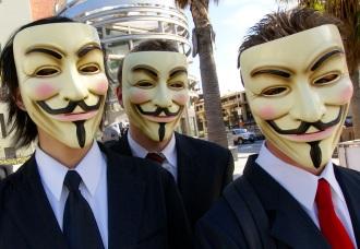 """Os """"maliciosos"""" são pessoas mascaradas, disfarçadas, traiçoeiras."""