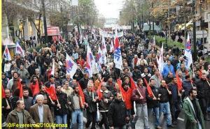 Grécia - desemprego, fome, inflação, corrupção, FMI e povo na rua revoltado.