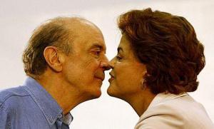 E o PT trai o povão e beija a Traição.