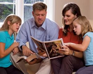 Não fui educado ao redor da Bíblia nem praticando ritos religiosos em família.