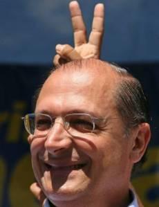 Ele é o Diabo Paulistano em ação...