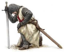 Todo militar, samurai ou cruzado, desenvolviam um tremendo senso de responsabilidade e lealdade.