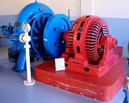 Com máquinas assim, nós qualificamos a Energia Elétrica naquilo que supre nossas necessidades.