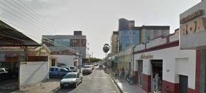 Rua Desembargador Freitas, outrora, Rua da Estrela. Tão diferente que já não mais a reconheço.