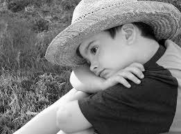 As crianças pensam muito e criam muito.