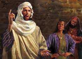 Isaías, o Profeta que, segundo a Bíblia católica, previu uma virgem dando  à luz.