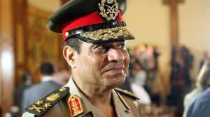O General Abdel Fattah Al-Sisi não está nem aí para o rugido do tigre desdentado norte-americano.