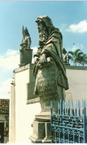 O Profeta Isaías, segundo Aleijadinho.
