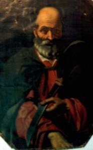 Esta seria a aparência do apóstolo Bartolomeu.