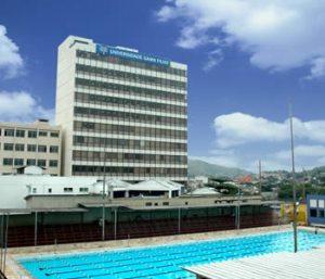 Universidade Gama Filho, Rio de Janeiro.