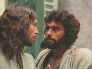 O chamado injustamente de Apóstolo Maldito falava de igual para igual com seu Mestre e não lhe tinha medo.