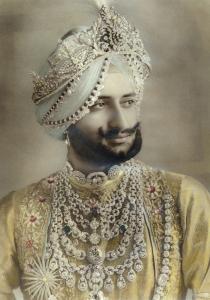 Um brâmane podia ser um Marajá, casta nobilíssima entre os indianos.