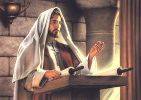 Ele não pregava e ensina somente nas sinagogas. E para seus discípulos ele o fazia sempre.