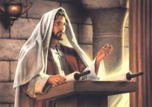 Quando ele pregava nas sinagogas sempre deixava a todos confusos.