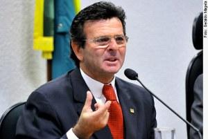 Para quem não conhece, este é o Ministro Luiz Fux.