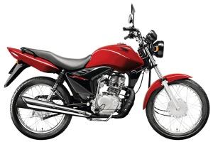 Esta moto é a preferida pelos pés-de-chinelos goianienses.