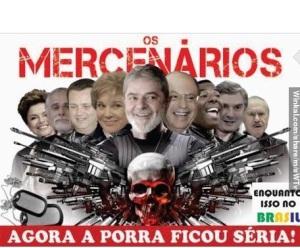 Eis a turma da pesada. O Brasil que se cuide, senão...