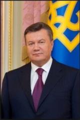 Este é  Viktor Yanukovych, o Presidente da Ucrânia contra o qual o povo se revolta... e morre.