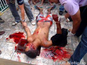"""Em Goiânia, uma morte assim pode ser por encomenda de uma jovem """"traída"""" ou """"abandonada"""" por seu """"amor""""."""