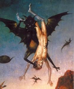 Para os cristãos, os Elementais das entranhas da Terra são diabos que, quando pegam um Espírito humano, torturam-no cruelmente.  Na verdade, eles não podem fazer isto, pois não podem interagir com nossa espécie.