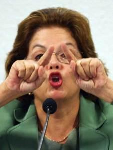 Dilma contesta