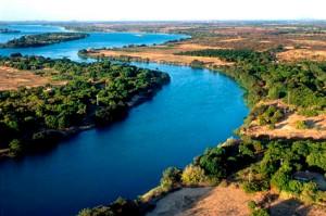 Os rios nos mostram o quanto são dependentes das influências externas.
