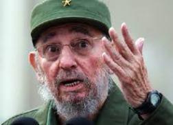 É mentira! É mentira! Cuba é um paraíso para quem é socialista. Eu, por exemplo, tenho montanhas de dólares em bancos no exterior...