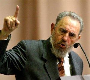 """""""Soy mui amigo del pueblo brasileño, pero si repetes isto te mando para el paredón!"""""""