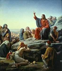 Ele, sempre que se apresentava uma oportunidade, improvisava um discurso para disseminar sua mensagem entre os homens.