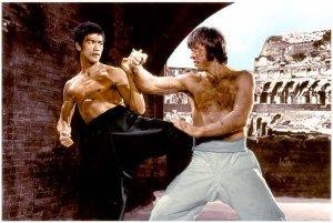 O povo brasileiro encontra-se em um combate de titãs. Quem será o Bruce Lee: o povo ou o PARTIDO POLÍTICO?