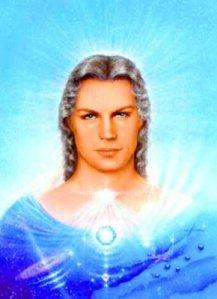 O Arcanjo Gabriel é o escudeiro-mór do Criador E seu mundo está muito acima daqueles que a Alma Humana Purificada pode alcançar..