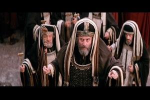 Os severos rabis do Templo de Jerusalém.