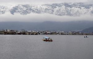 Uma paisagem ainda comum na Caxemira de hoje.