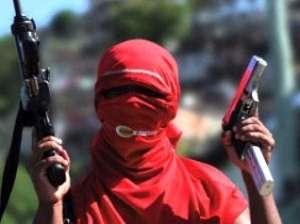 Ninja brasileiro. Herói do PCC.